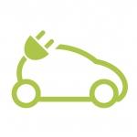 logo-borne-véhicule électrique
