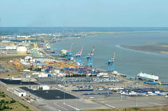 Port Saint Nazarie