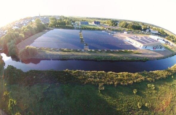 Smart grid photovoltaïque